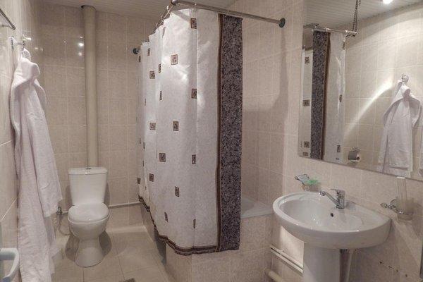 Отель Мина - фото 16