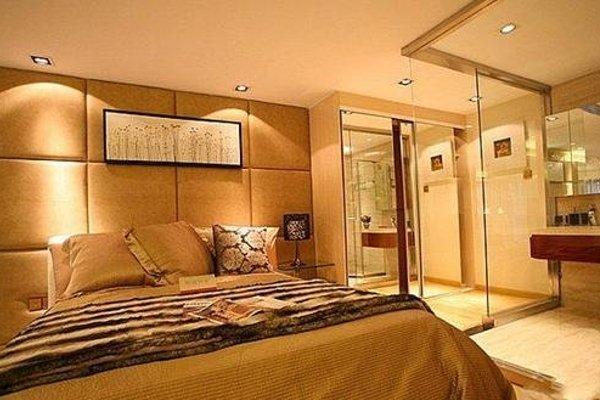 Guangzhou Lai Wei Apartment - фото 20
