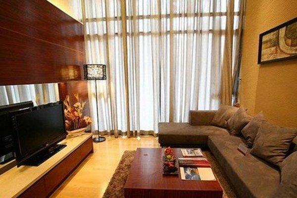Guangzhou Lai Wei Apartment - фото 4