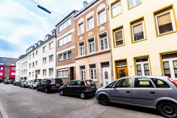 Ferienwohnung Koln-Altstadt-Nord - фото 19