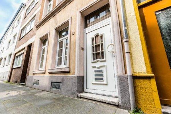 Ferienwohnung Koln-Altstadt-Nord - фото 23