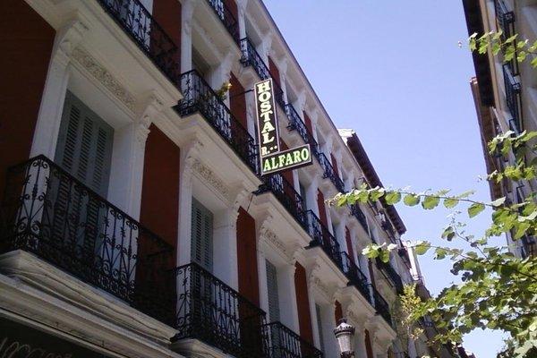 Hostal Alfaro - фото 21