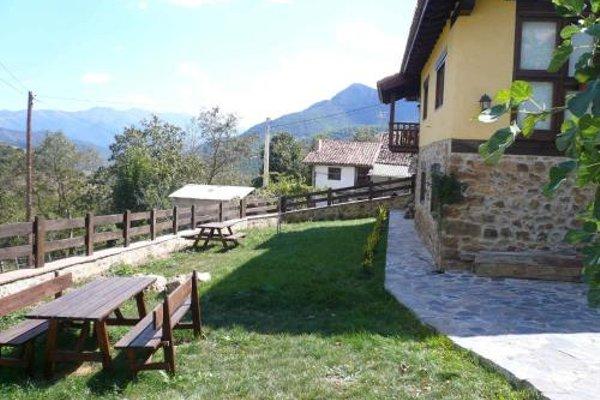 Apartamentos Rurales Los Picos de Redo - фото 17