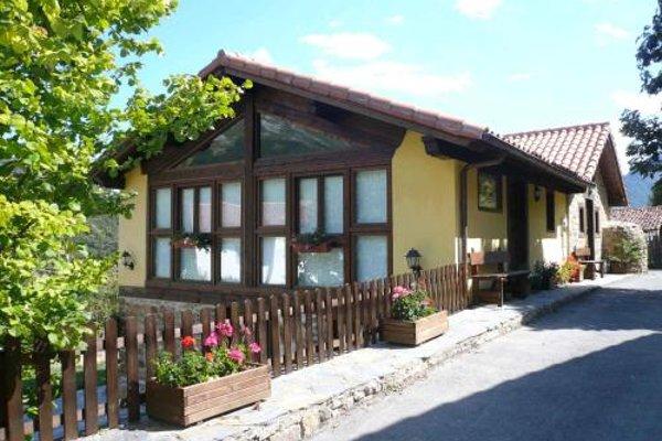 Apartamentos Rurales Los Picos de Redo - фото 19