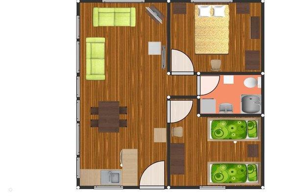 Apartamentos Rurales Los Picos de Redo - фото 6