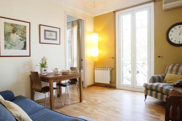 Espai Barcelona Apartments - фото 12