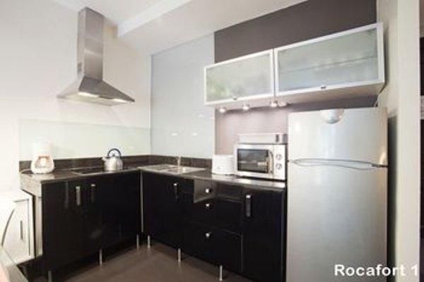 Espai Barcelona Apartments - фото 18