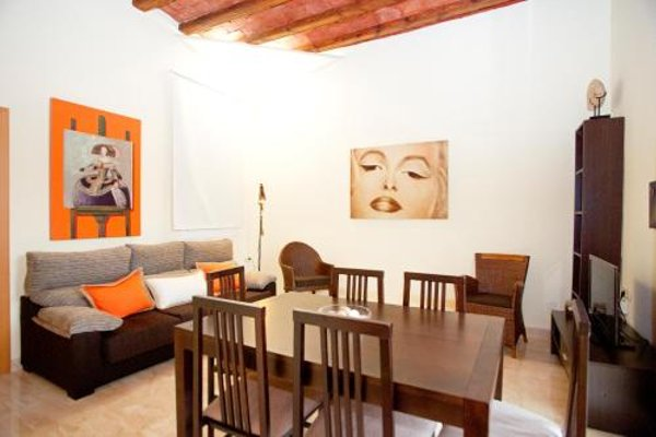 Bbarcelona Ramblas Apartment - фото 12