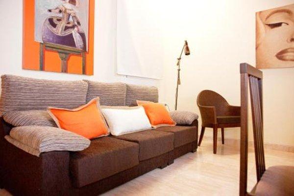Bbarcelona Ramblas Apartment - фото 17