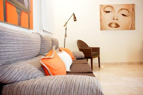Bbarcelona Ramblas Apartment - фото 4