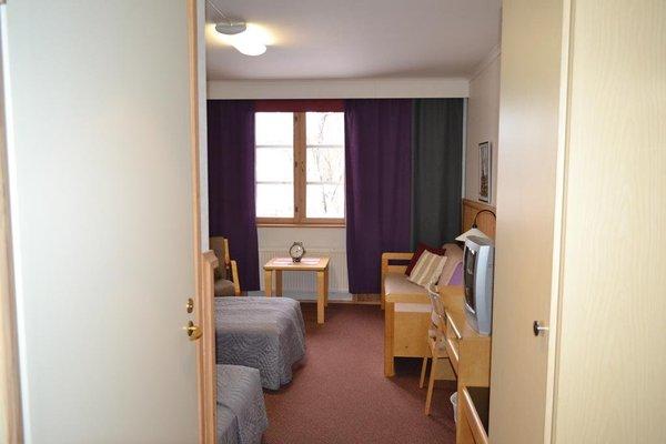 Juthbacka Hotell - фото 32