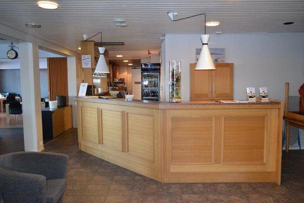 Juthbacka Hotell - фото 11