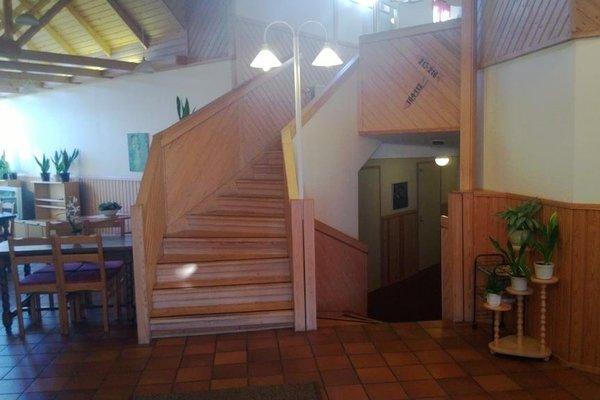Juthbacka Hotell - фото 12