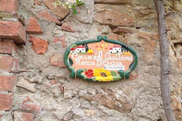 Casa del Capitano Rocca d'Orcia - фото 46