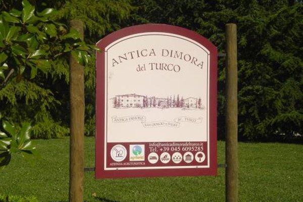 Agriturismo Antica Dimora Del Turco - фото 16
