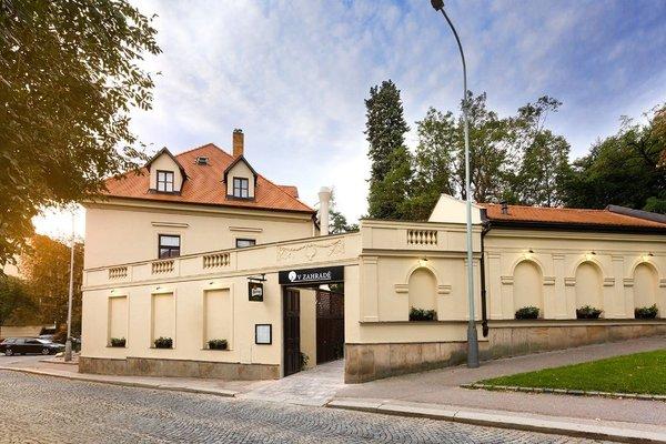 Отель Villa Schwaiger - фото 18