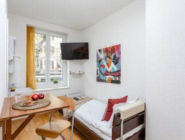Swiss Star Guesthouse Oerlikon