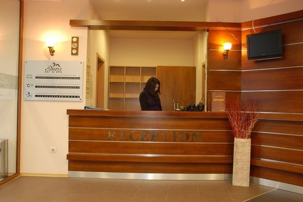 Apart Hotel Adeona Ski & Spa - фото 13