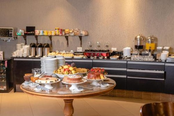 Aracatuba Plaza Hotel - 13