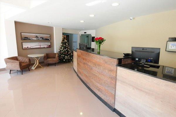 Aracatuba Plaza Hotel - 20