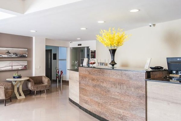 Aracatuba Plaza Hotel - 21