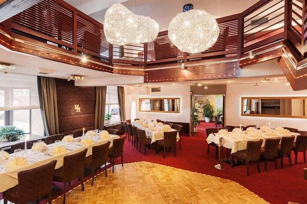 Hotel & Restaurant Hessischer Hof - фото 12