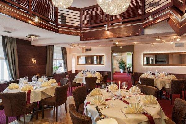 Hotel & Restaurant Hessischer Hof - фото 13