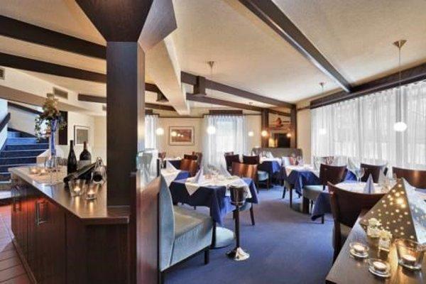 Hotel & Restaurant Hessischer Hof - фото 15