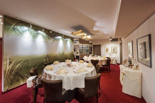 Hotel & Restaurant Hessischer Hof - фото 19