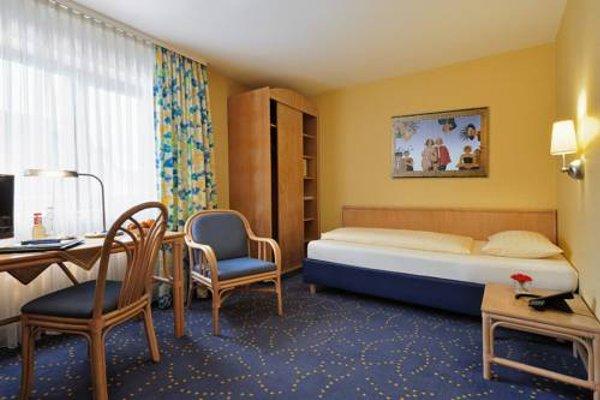 Hotel & Restaurant Hessischer Hof - фото 6