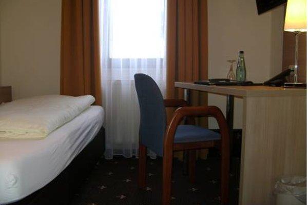 Hotel & Restaurant Hessischer Hof - фото 8