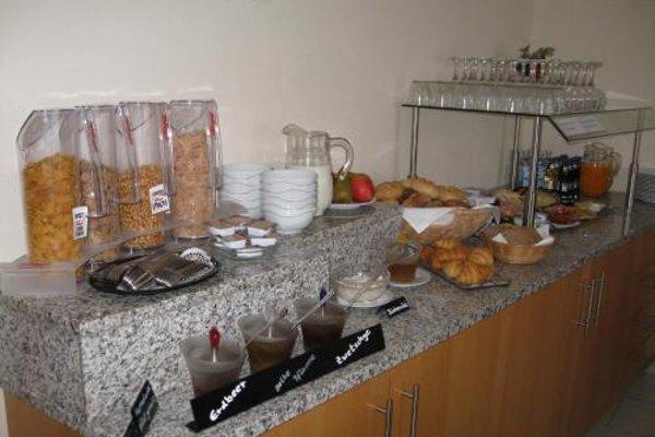Hotel Heike garni Nichtraucherhotel - фото 10