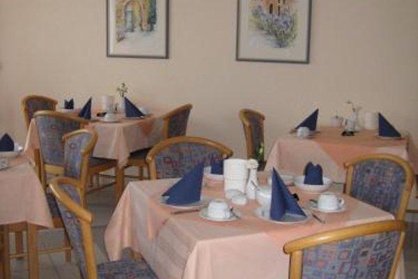 Hotel Heike garni Nichtraucherhotel - фото 11