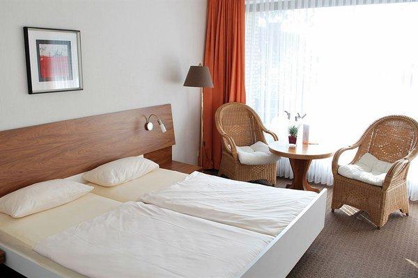 Land-gut-Hotel Nordsee, Hotel Schild - фото 50