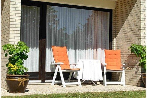 Land-gut-Hotel Nordsee, Hotel Schild - фото 13