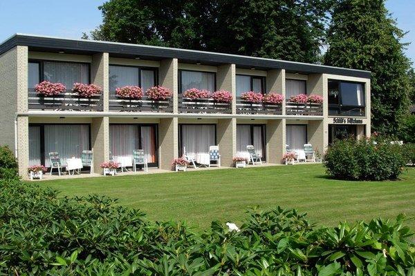 Land-gut-Hotel Nordsee, Hotel Schild - фото 19