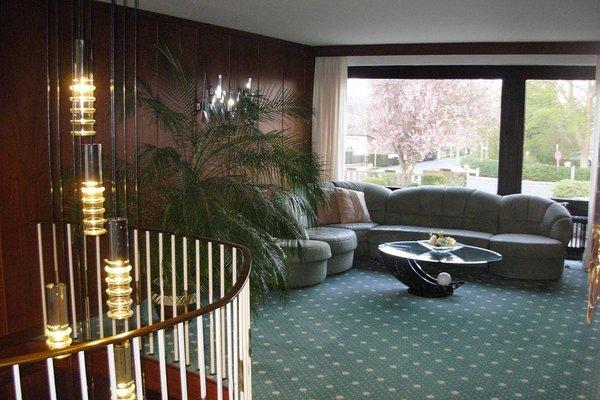 Land-gut-Hotel Nordsee, Hotel Schild - фото 4