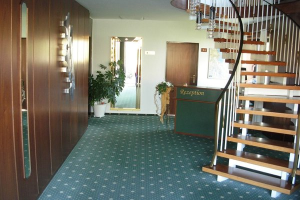 Land-gut-Hotel Nordsee, Hotel Schild - фото 9