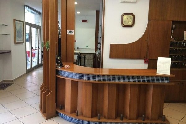 Hotel Ausonia - фото 13