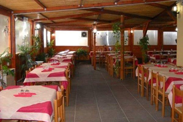 Hotel Monte Sirai - фото 20