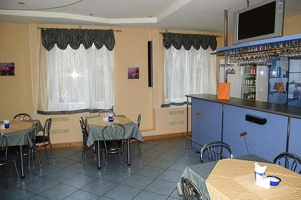 Отель Петр - фото 14