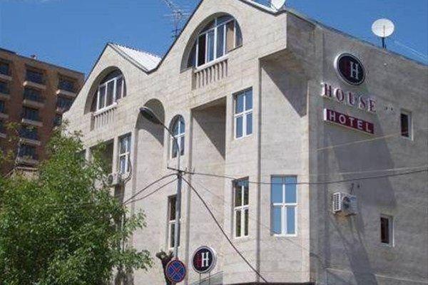 Отель Хаус - 16