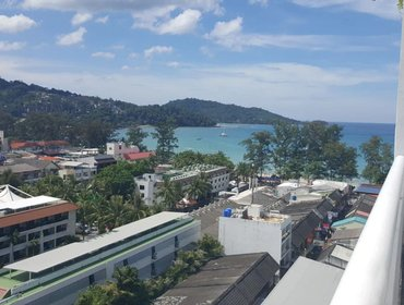 Апартаменты Patong Tower Holiday Rentals