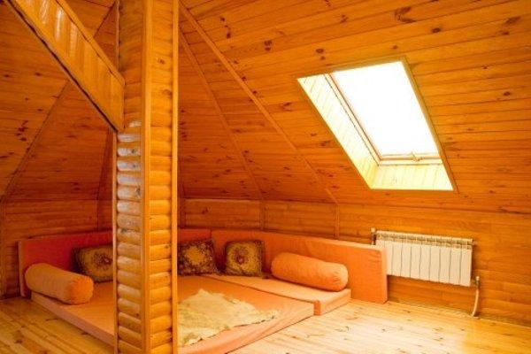 Отель «Воробьиное гнездо» - фото 11