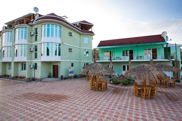 Отель «Воробьиное гнездо» - фото 20