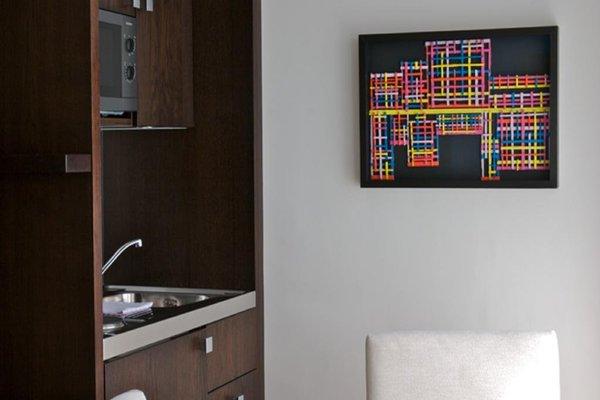 Burns Art Apartments - фото 9