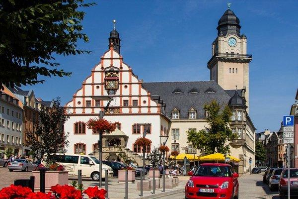 Hotel Garni Am Klostermarkt - фото 22