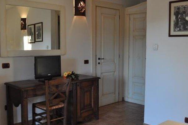Hotel S'Abba e Sa Murta - фото 9