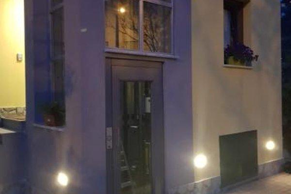 B&B Il Giardino in Citta - фото 8