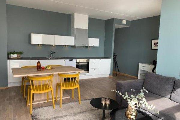 Svolvaer Havn Apartments - фото 11
